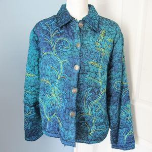 Choices quilted jacket Size - L